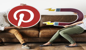 Pinterest with Artigram
