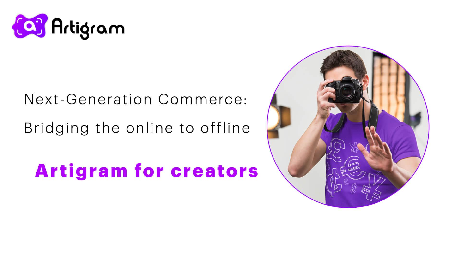 Artigram for creators 2.001
